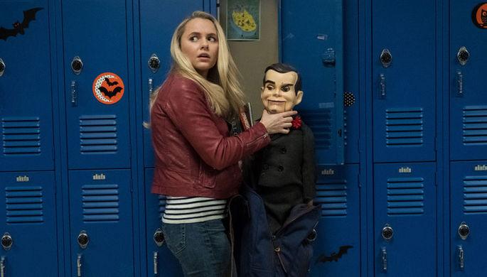 Кадр из фильма «Ужастики 2: Беспокойный Хэллоуин» (2018)