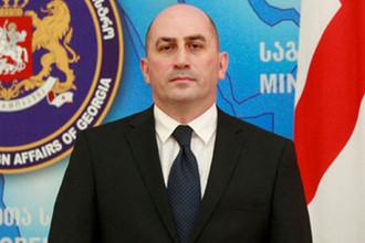 посол Грузии на Украине Гела Думбадзе