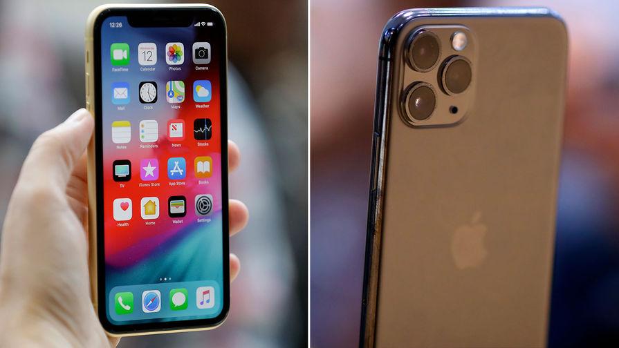 Apple снимет с продажи две модели iPhone после выхода новой линейки