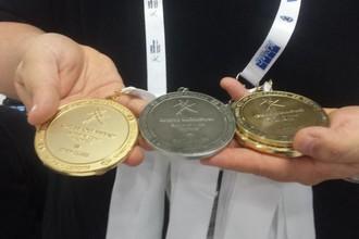 Медали шахматной олимпиады
