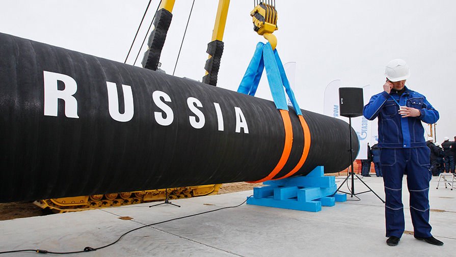 Новости ЕС: Дания хочет помешать строительству «Северного потока-2»