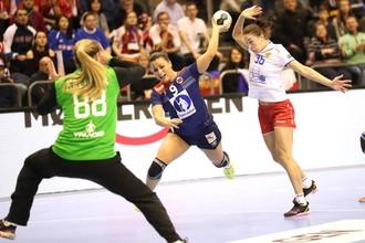Женская сборная России по гандболу вылетела из борьбы за золото чемпионата мира — 2017, разгромно проиграв национальной команде Норвегии