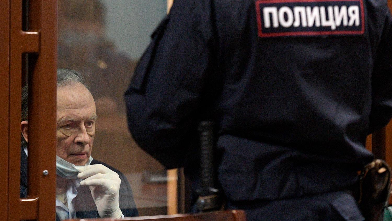 Историк Соколов получил 12,5 лет тюрьмы