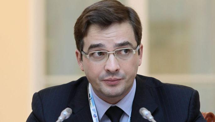 Член президиума Генерального совета партии «Единая Россия» Юрий Котлер