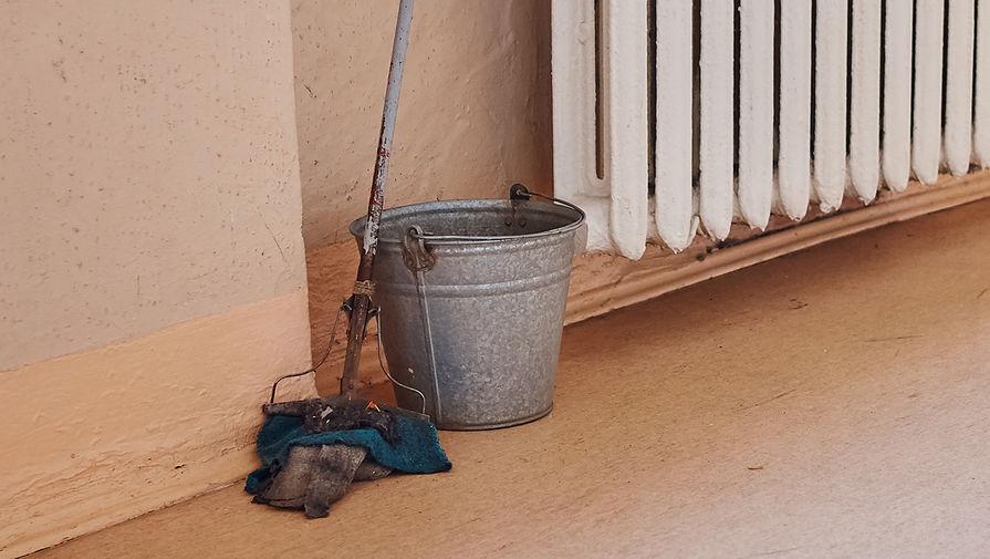 В Луге нашли обезглавленное тело в съемной квартире