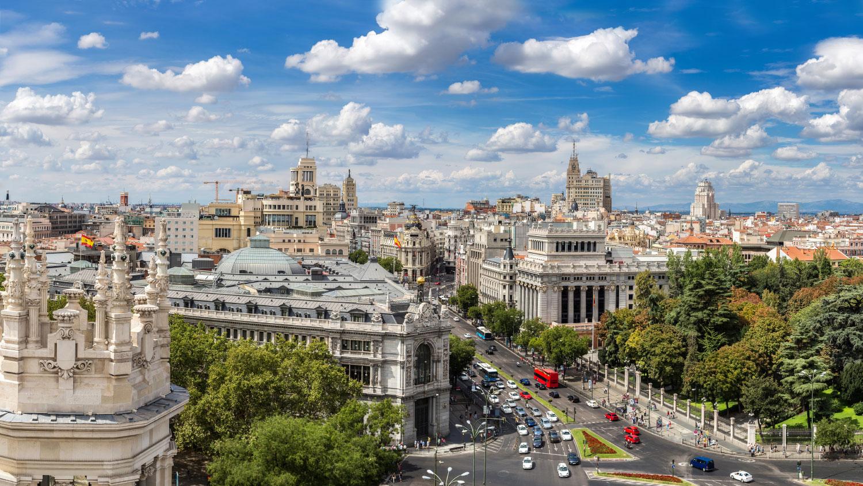 10. Мадрид