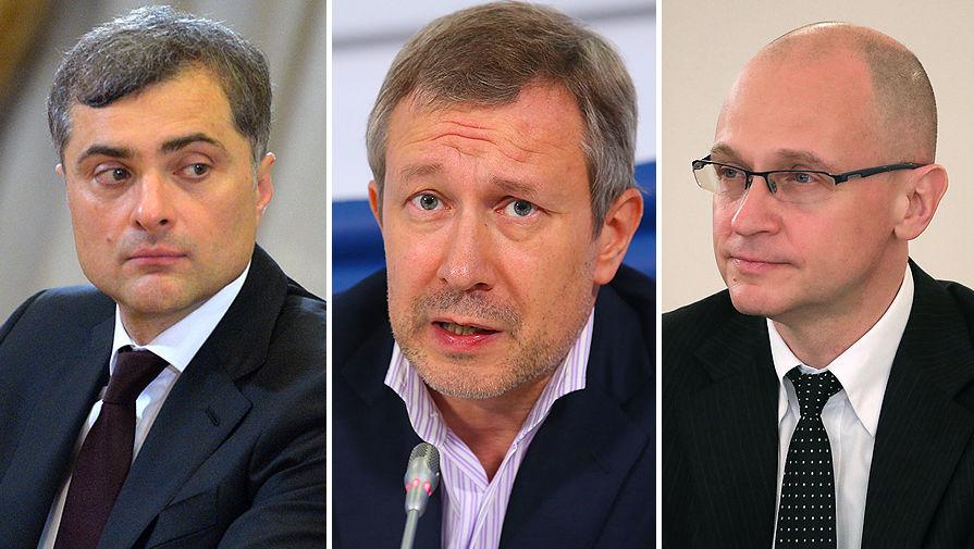 «Сурковские» подключаются к выборам