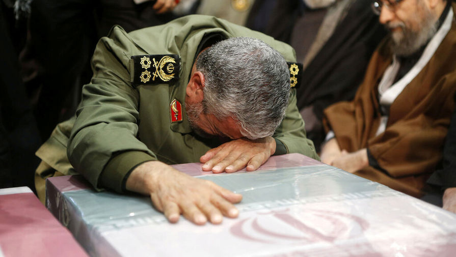 Глава МИД Ирана предсказал скорый конец присутствия США в Западной Азии