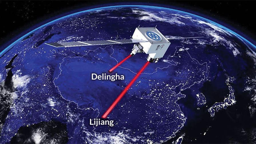 В «Поднебесной»  произвели квантовую телепортацию на1,2 тысячи километров