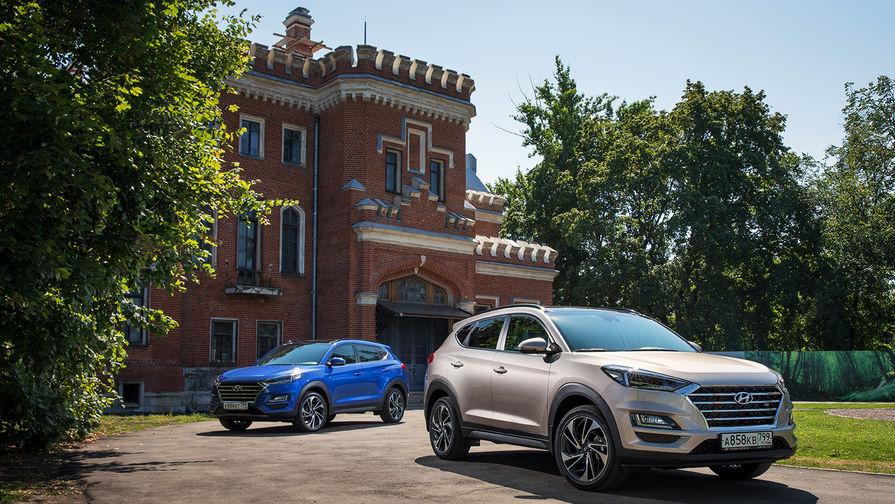 Hyundai Tucson: технологии за недорого