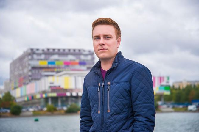 Журналист НТВ Никита Развозжаев