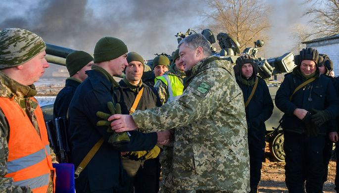 Конец войны? Как Украина провела месяц в положении