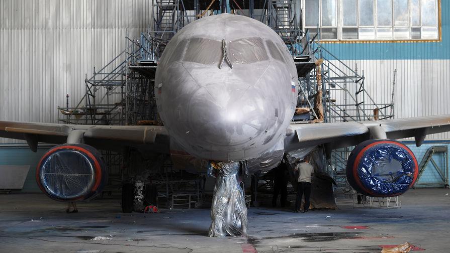 Турция подумывает о закупке SSJ-100