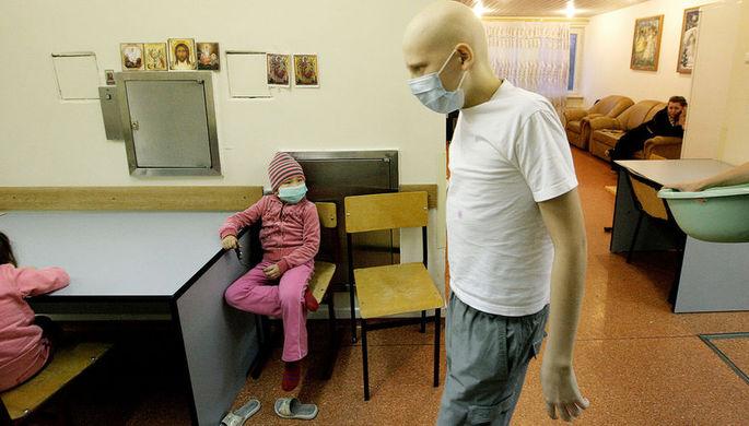 «Такого упадка нет нигде»: что происходит в детском онкоцентре