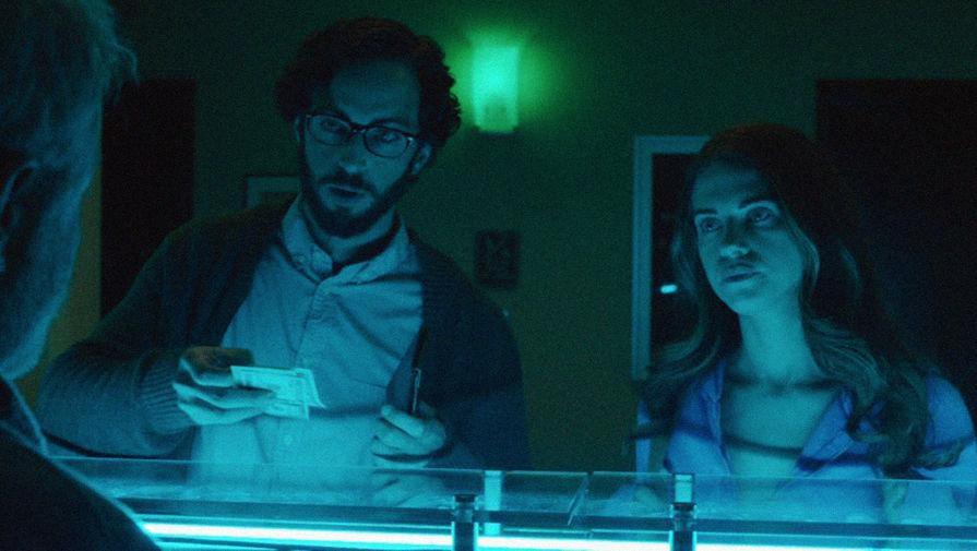 Кадр из фильма «Разлом времени» (2017)