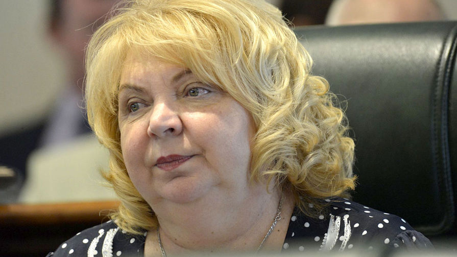 У депутата Госдумы Светланы Максимовой выявлен коронавирус