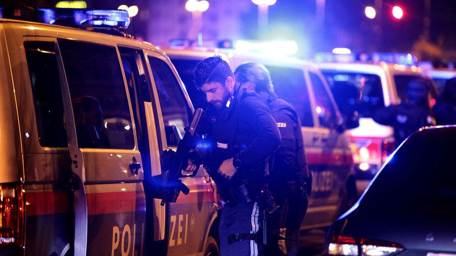Посольство РФ в Австрии открыло «горячую линию» в связи с терактом