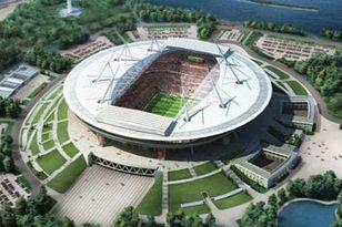 Чудо-стадион в Питере в процессе строительства подорожал в четыре раза