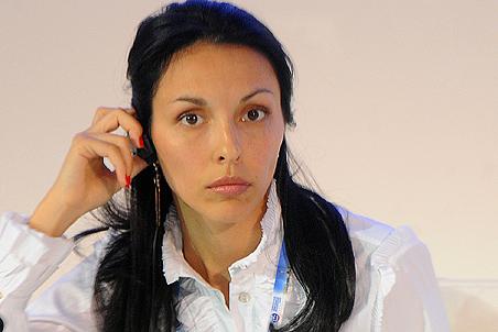 Софья Троценко, арт-продюсер, создатель и руководитель проекта Центра современного искусства ВИНЗАВОД