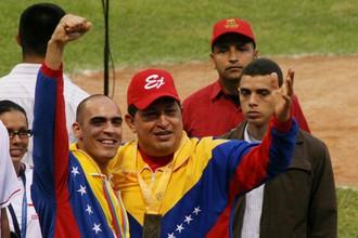 Чавес для Мальдонадо- друг, президент и спонсор