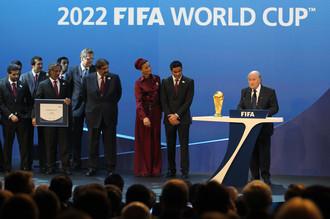 Катар может лишиться чемпионата мира