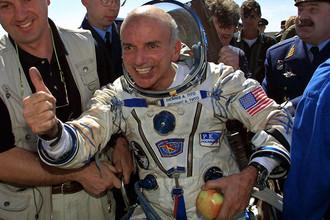 Мультимиллионер Дэннис Тито намерен отправить на Марс двух человек