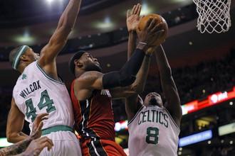 «Майами» одержал 23-ю победу подряд в НБА