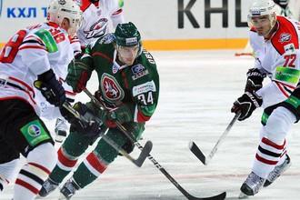 Казанский «Ак Барс» вернул себе лидерство в КХЛ