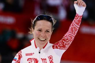 Ольга Граф принесла России первую медаль Олимпиады в Сочи
