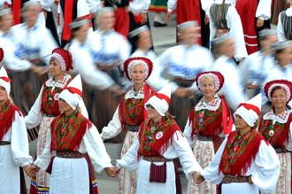 Хор эстонского