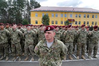 Американцы едут на Украину