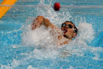 Пловец Аркадий Вятчанин победил на Открытом чемпионате США по плаванию