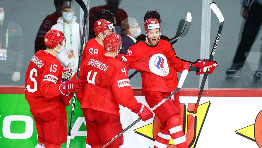 Датский эксперт назвал победную шайбу России лучшим завершением в мировом хоккее