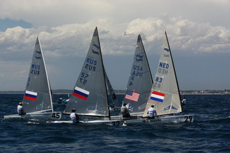 У сборной России четыре олимпийских лицензии в парусном спорте