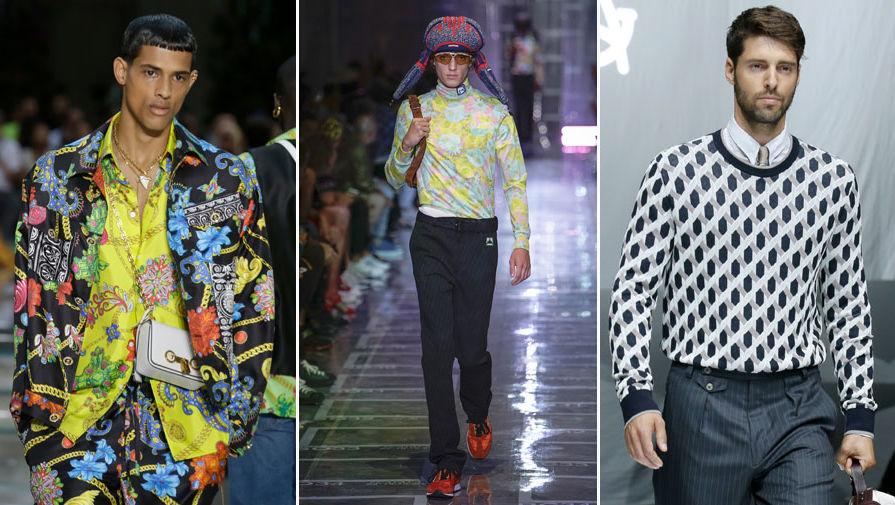 5 главных показов мужской недели моды в Милане