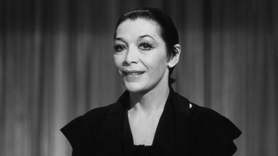 Во Франции умерла певица Жюльетт Греко