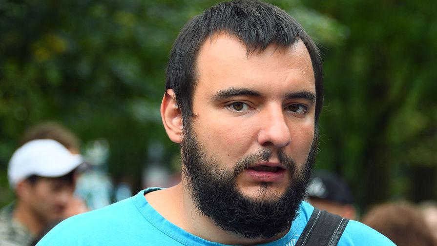 Член президиума оппозиционного Координационного совета Сергей Дылевский