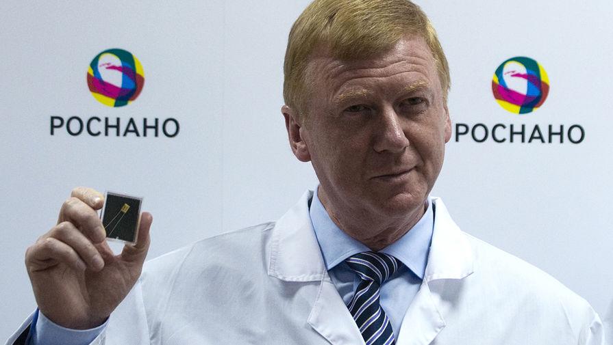 Анатолий Чубайс, 2011 год