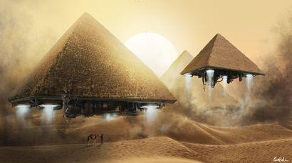 Кто на самом деле строил пирамиды