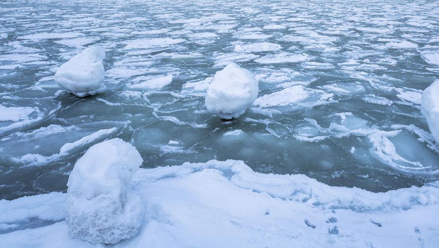 На Ставрополье девочка провалилась под лед и утонула