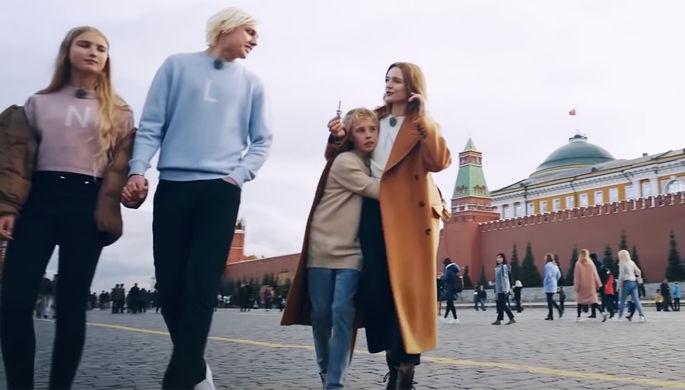 Кадр из фильма «Русские каникулы»