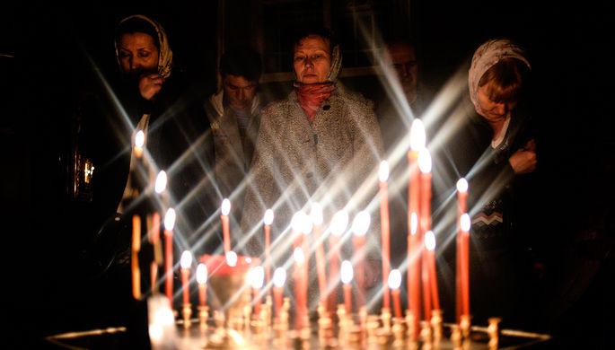 Половина россиян не знает, что христиане празднуют на Пасху