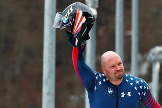 Бобслеист сборной США Стивен Холкомб найден мертвым в олимпийском центре