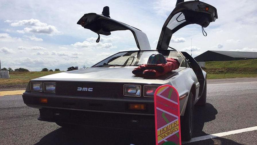 На продажу выставлен DeLorean из фильма «Назад в будущее» - Газета.Ru 8e8c407619c