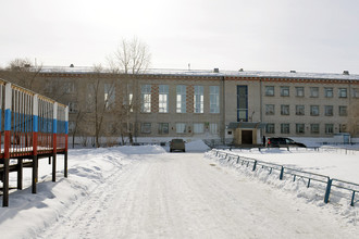 Школа №15 города Шадринска, где одна из учениц открыла стрельбу из пневматического пистолета