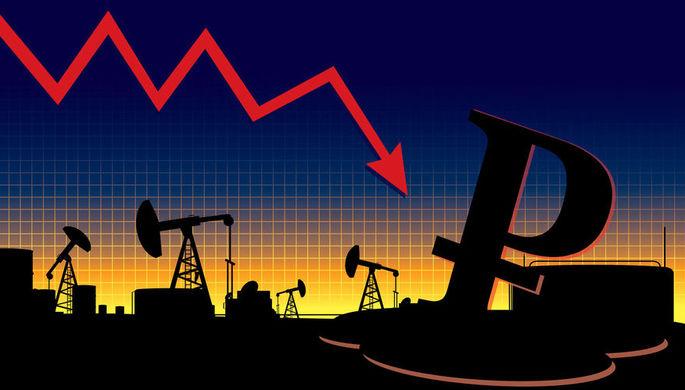 По нефтяному пути: что угрожает рублю