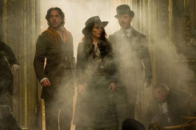 Кадр из фильма «Шерлок Холмс: Игра теней» (2011)