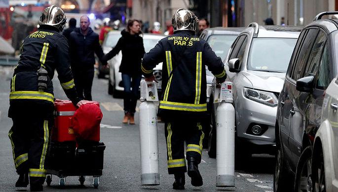 Число жертв пожара в Париже возросло до семи
