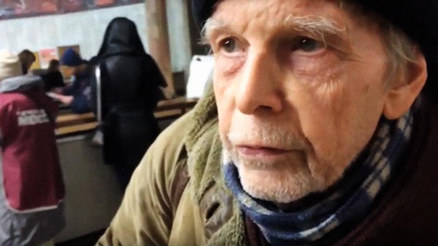 Москва помнит легендарного баяниста из перехода на Красной Пресне