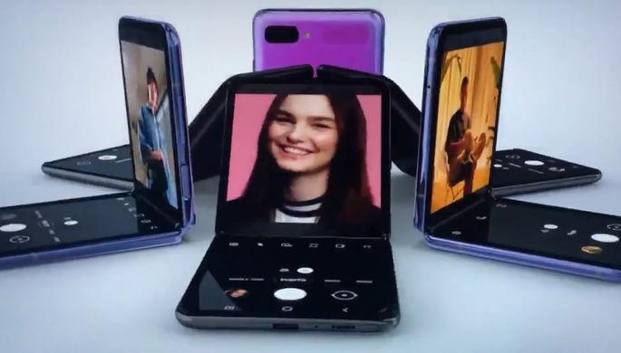 Складной Samsung и клавиатура Apple: какие тайны вскрыл «Оскар»